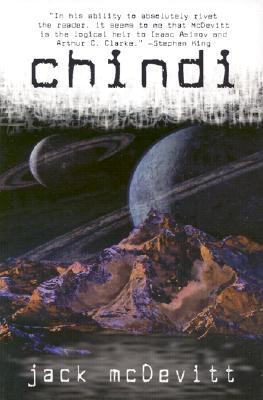 Chindi Cover