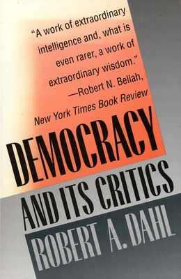 Cover for Democracy and Its Critics