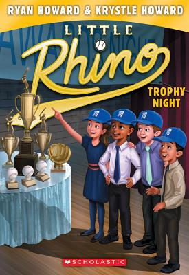 Trophy Night (Little Rhino #6) Cover Image
