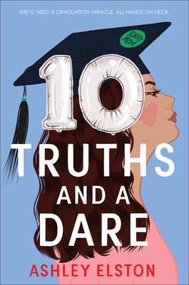 10 Truths and a Dare book cover