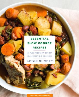 Cover for Essential Slow Cooker Recipes