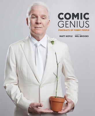 Comic Genius Cover