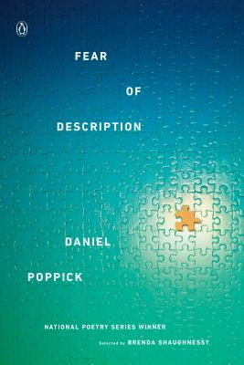 Fear of Description (National Poetry Series) Cover Image