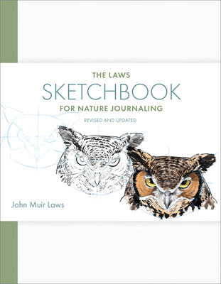 The Laws Sketchbook for Nature Journaling Cover Image