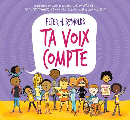 Ta Voix Compte = Say Something! Cover Image