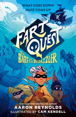 Fart Quest: The Barf of the Bedazzler Cover Image