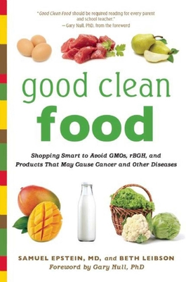 Cover for Good Clean Food