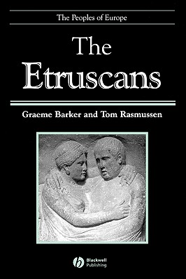 Cover for The Etruscans (Peoples of Europe)