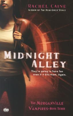 Midnight Alley Cover