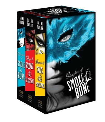 The Daughter of Smoke & Bone Trilogy Cover