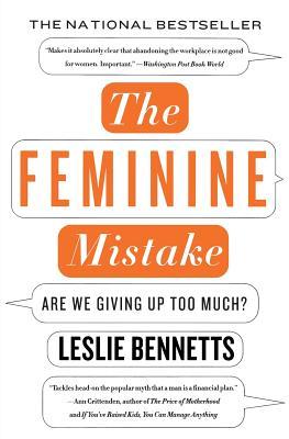 The Feminine Mistake Cover