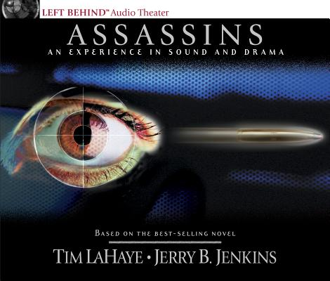 Assassins: An Experience in Sound and Drama: Assignment: Jerusalem, Target: Antichrist Cover Image