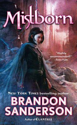 Mistborn: The Final Empire (Mistborn Trilogy) Cover Image
