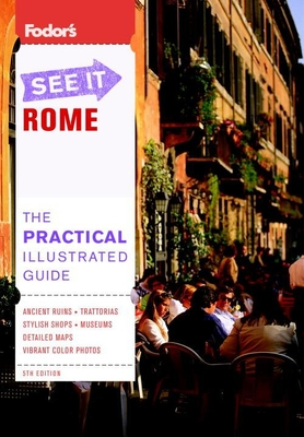 Fodor's See It Rome, 5th Edition Cover