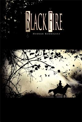 Black Fire Cover