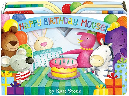 Happy Birthday, Mouse! Cover