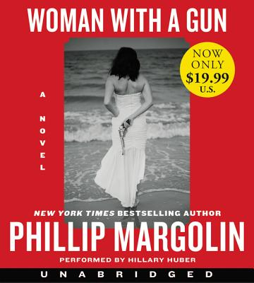 Woman With a Gun Low Price CD: A Novel Cover Image