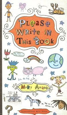 Please Write in This Book Cover