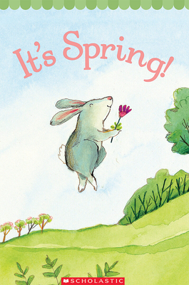It's Spring! (Board Book) Cover