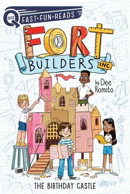 The Birthday Castle: Fort Builders Inc. 1 (QUIX) Cover Image