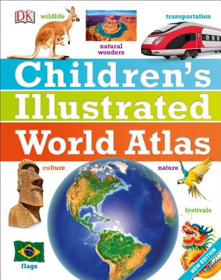 Children's Illustrated World Atlas by DK