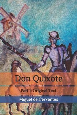 Don Quixote: Part 1: Original Text Cover Image