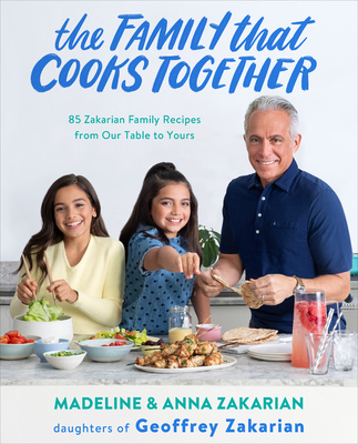 Zakarian family cookbook