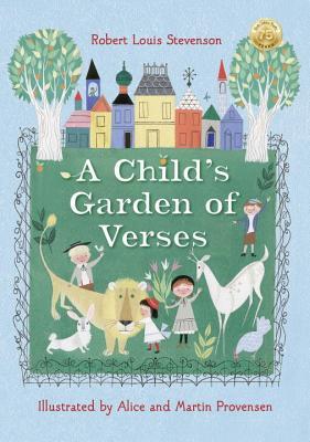 Robert Louis Stevenson's A Child's Garden of Verses Cover Image