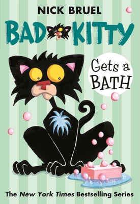 Bad Kitty Gets a Bath Cover Image