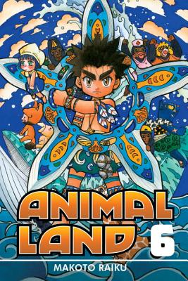 Animal Land 6 Cover