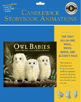 Owl Babies: Candlewick Storybook Animations Cover Image