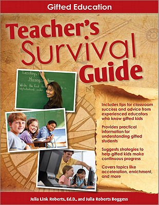 Teacher's Survival Guide: Gifted Education Cover Image