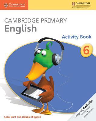 Cambridge Primary English Activity Book 6 Cover Image