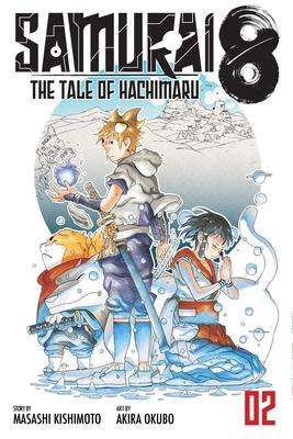 Samurai 8: The Tale of Hachimaru, Vol. 2 Cover Image