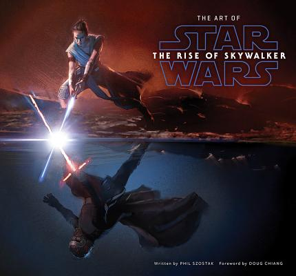 The Art of Star Wars: The Rise of Skywalker Cover Image