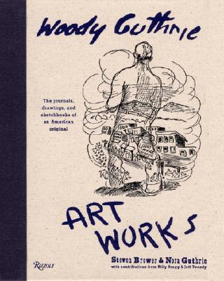 Woody Guthrie Artworks Cover