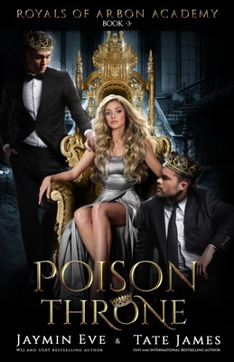 Cover for Poison Throne