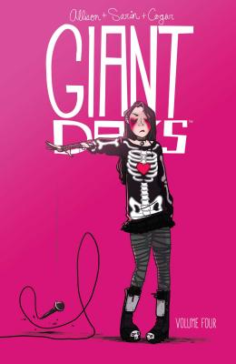 Giant Days Vol. 4 Cover Image