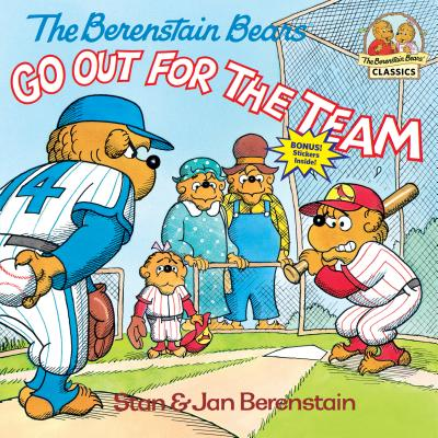 The Berenstain Bears Go Out for the Team Cover