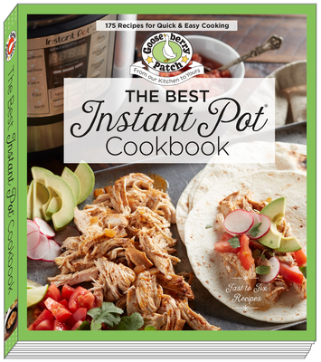 Best Instant Pot Cookbook (Keep It Simple) Cover Image