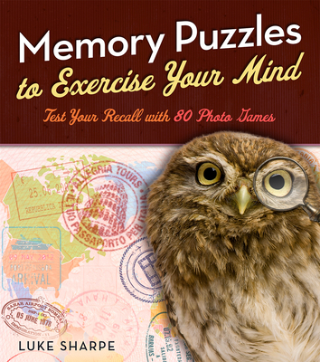 Cover for Memory Puzzles to Exercise Your Mind