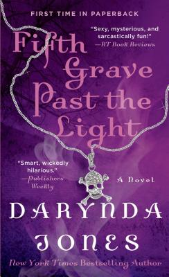 Cover for Fifth Grave Past the Light (Charley Davidson Series #5)