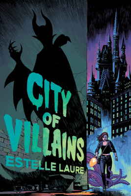 City of Villains: Book 1 Cover Image