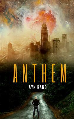 Anthem Paperback Sherman S Maine Coast Book Shop Cafe