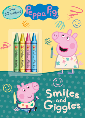 Smiles and Giggles (Peppa Pig) Golden Books, $4.99,