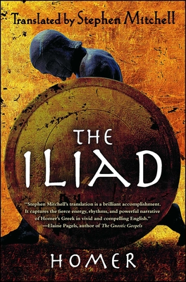 The Iliad: (The Stephen Mitchell Translation) Cover Image