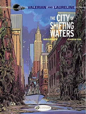 The City of Shifting Waters Cover Image