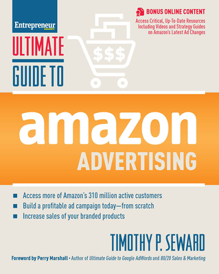 Cover for Ultimate Guide to Amazon Advertising