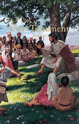 Economy Children's New Testament with Psalms-KJV Cover