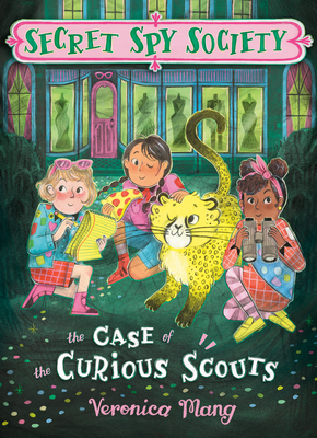 The Case of the Curious Scouts (Secret Spy Society #2) Cover Image